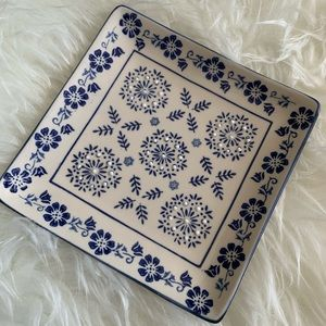 Hand Painted Decorative Jewelry Tray